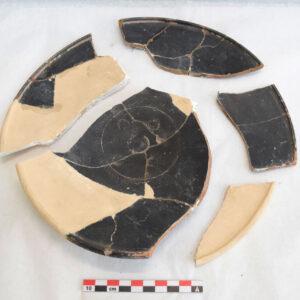 Imagine de ansamblu înainte de începerea procesuImagine de ansamblu înainte de începerea procesului de restaurare-conservare.