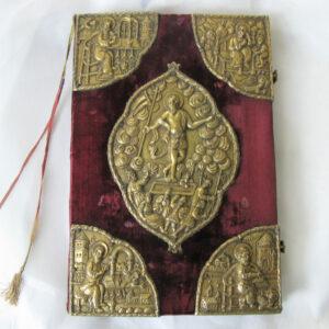 Cartea după restaurare.