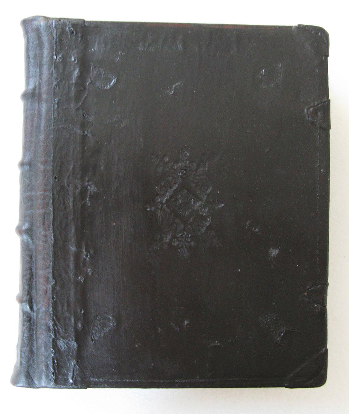 Cartea după restaurare